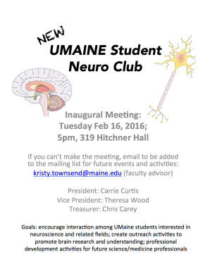 Student Neuro Club first meeting flyer.png
